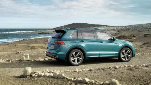 Volkswagen Tiguan morbihan auto