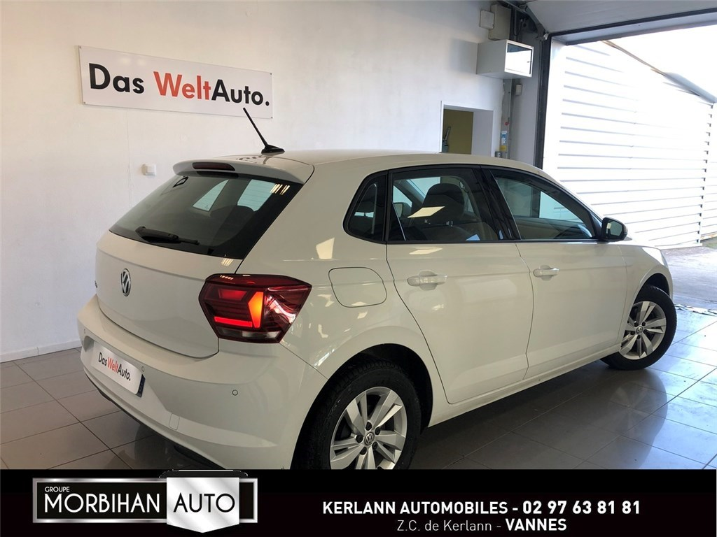 VOLKSWAGEN POLO BUSINESS 1.6 TDI 95 S&S BVM5 Lounge Business