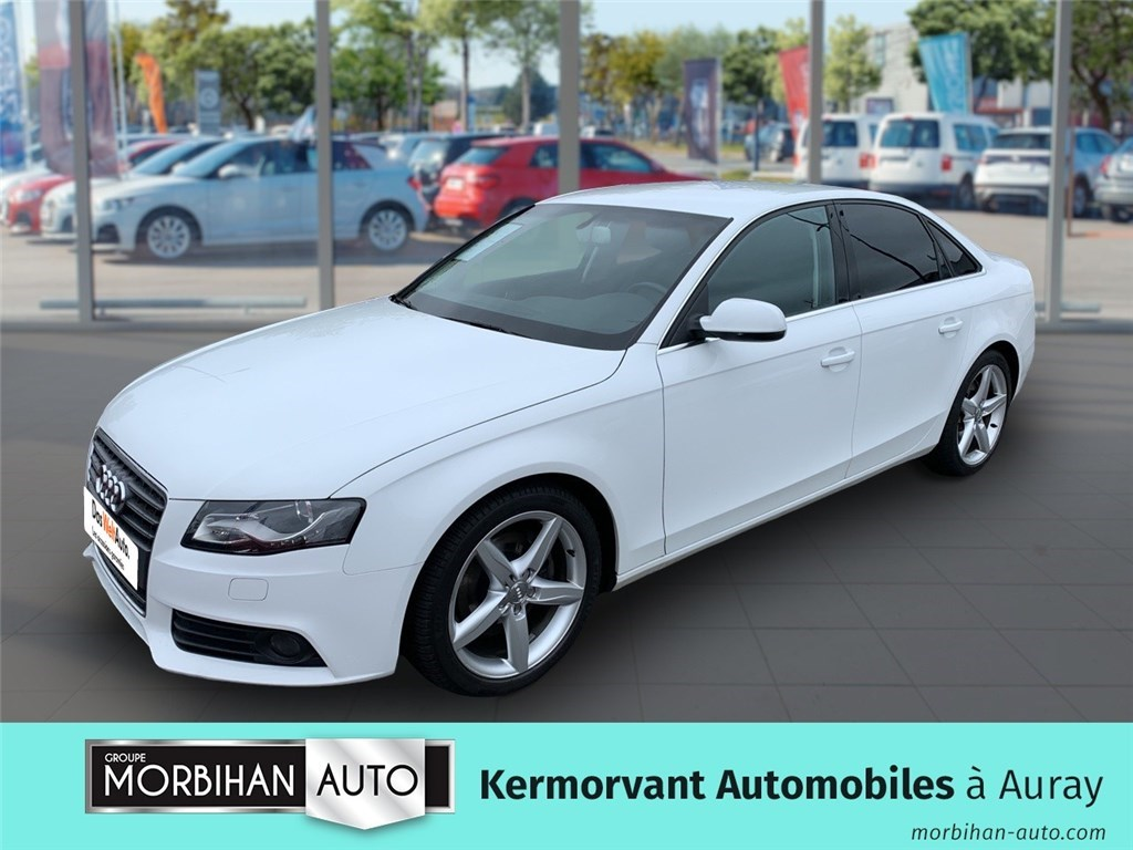 AUDI A4 2.0 TDI 136 DPF Ambition Luxe