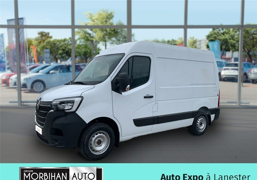 RENAULT MASTER FOURGON MASTER FGN TRAC F3500 L1H2 ENERGY DCI 150 CONFORT