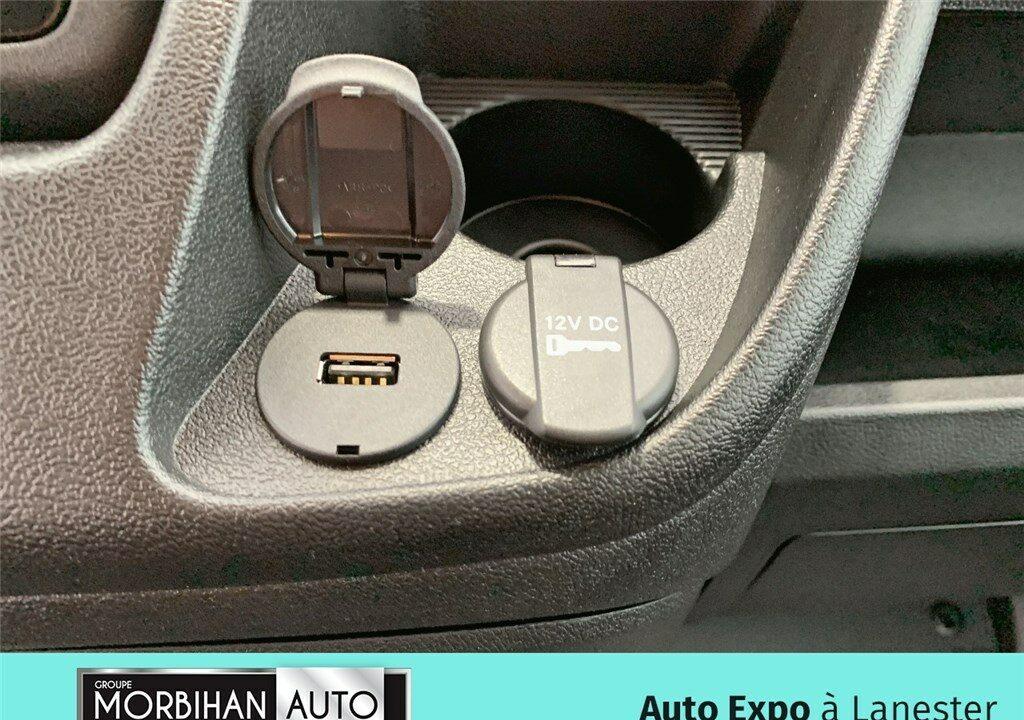 FIAT DUCATO FOURGON EURO 6D-TEMP DUCATO TOLE 3.3 M H2 2.3 MJT 140 PRO LOUNGE
