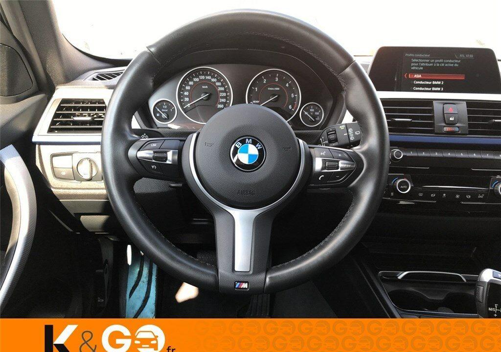 BMW SERIE 3 TOURING F31 LCI2 Touring 320d xDrive 190 ch BVA8 M Sport Ultimate
