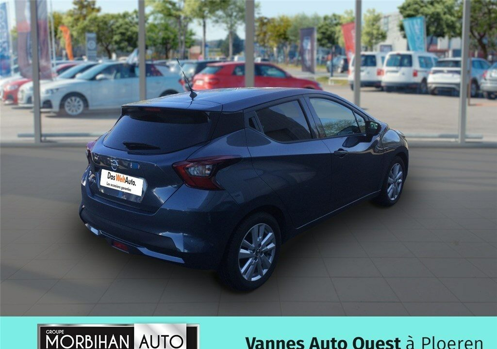NISSAN MICRA 2019 IG-T 100 N-Connecta