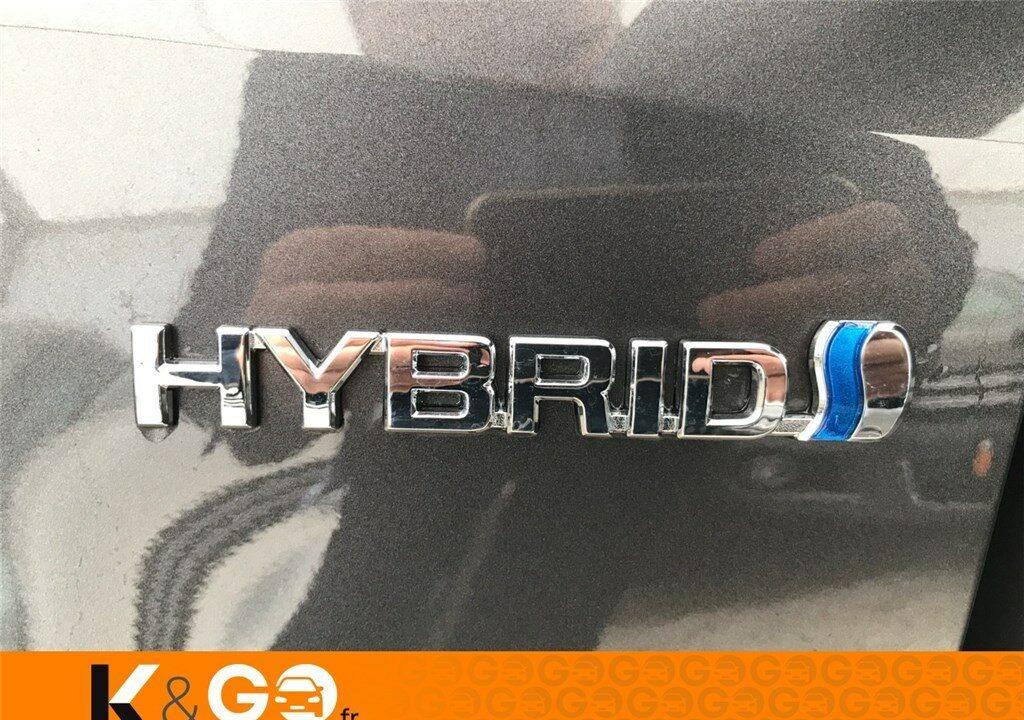 TOYOTA YARIS HYBRIDE MY21 HYBRIDE 116H Design