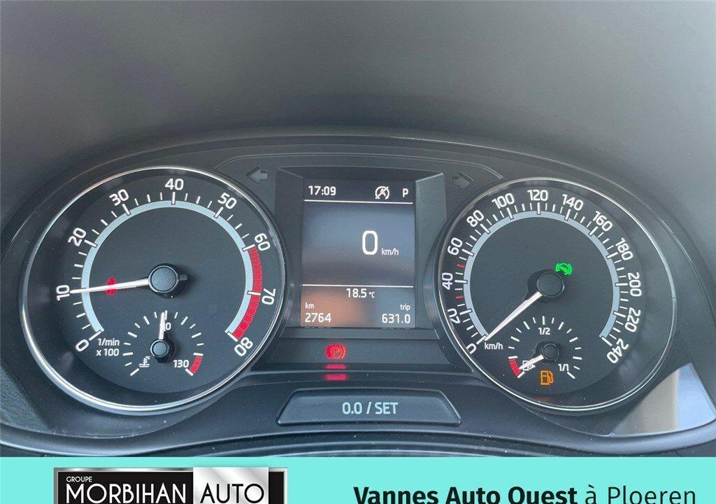 SKODA FABIA 1.0 TSI 95 CH DSG7 Monte-Carlo